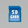 SDカードのイラスト